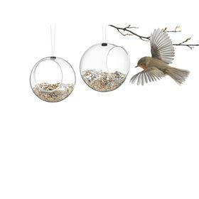 Кормушки для птиц подвесные малые, 2 шт.