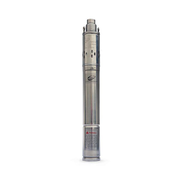 Насос скважинный ETERNA 3QGD-72, винтовой, 370 Вт, напор 72 м, 30 л/мин, кабель 15 м