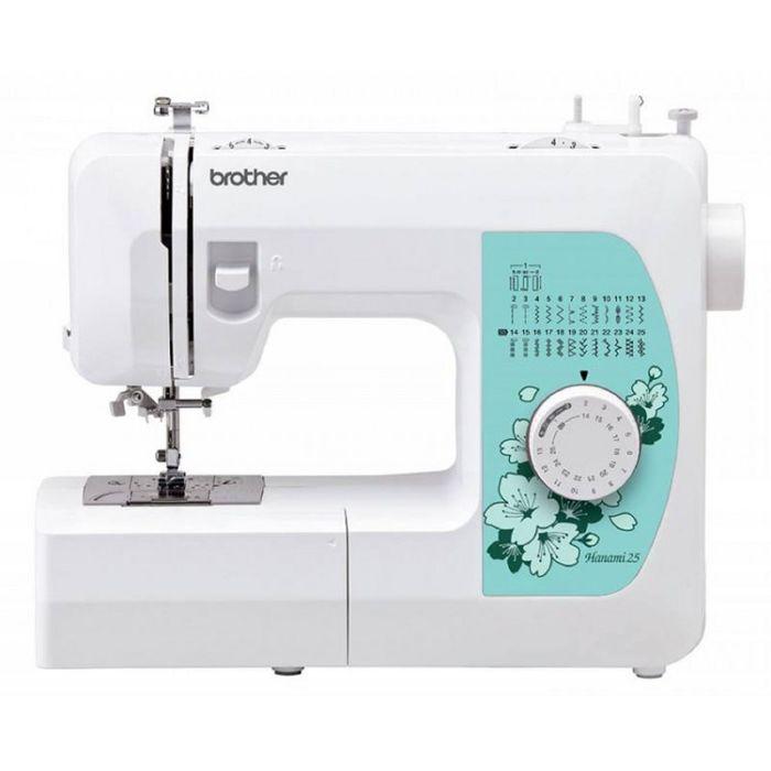 Швейная машина Brother Hanami-25, 25 операций, обметочная, потайная, эластичная строчка