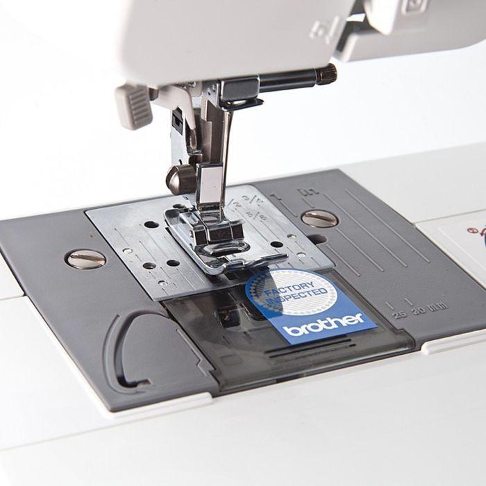 Швейная машина Brother ModerN 27, 24 операций, обметочная, потайная, эластичная строчка
