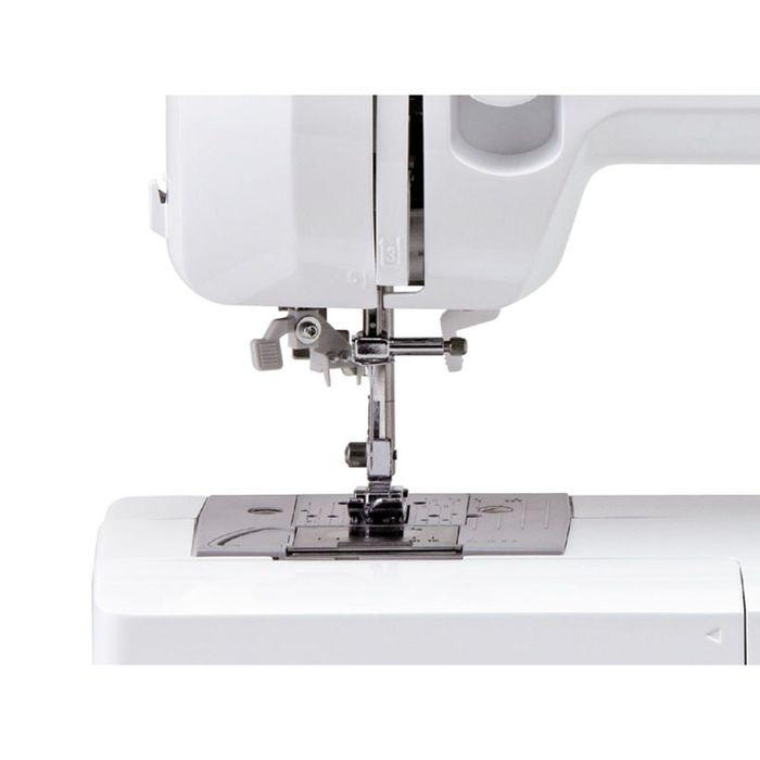 Швейная машина Brother RS-31, 25 операций, потайная, эластичная строчка
