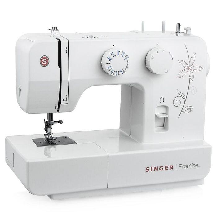 Швейная машина Singer Promise 1412, 12 операций, потайная, эластичная строчка