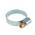 Хомут оцинкованный TUNDRA krep, несквозная просечка, диаметр 20-32 мм, ширина 9 мм
