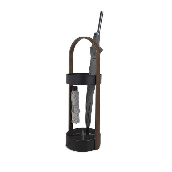 Подставка для зонтов HUB, чёрный