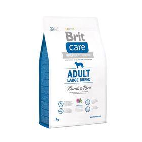 Сухой корм Brit Care Dog adult large breed для собак крупных пород, 3 кг.