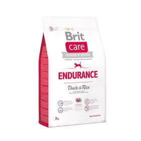 Сухой корм Brit Care Dog Endurance для активных собак, утка/рис, 3 кг.