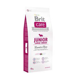Сухой корм Brit Care Dog junior large для щенков крупных пород, 12 кг.
