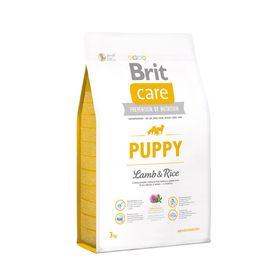 Сухой корм Brit Care Dog puppy для щенков, 3 кг.