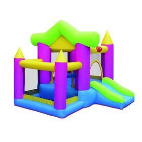 Батут надувной «Замок принцессы», 255 х 250 х 200 см Ош