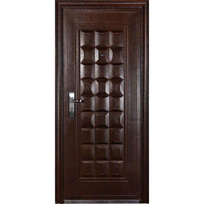 Дверь входная MARK M19-MP 2050X860 (левая)