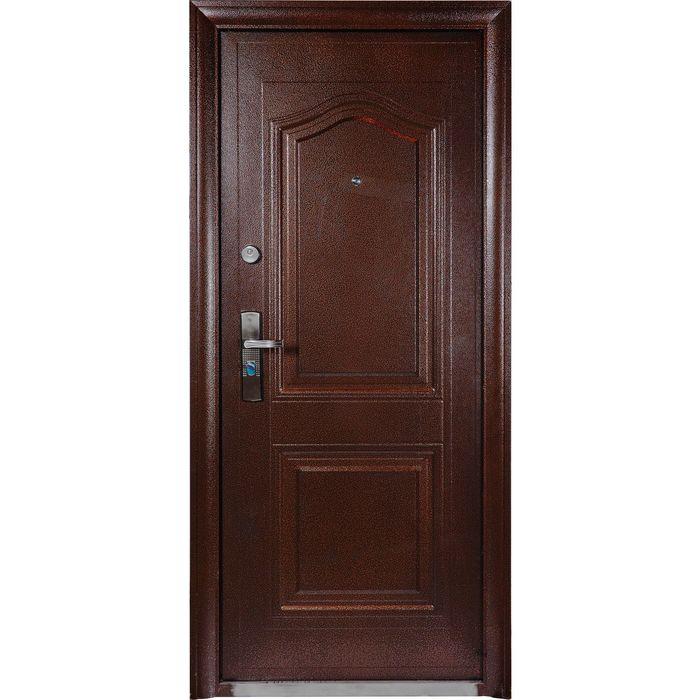 Дверь входная MARK M28-TMP-2 2050X860 (левая)