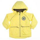 """Куртка для мальчика """"PATRICK"""", рост 110 см, цвет жёлтый CS17-07"""