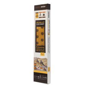 Подложка Arbiton Secura LVT Click Smart для LVT 1,5мм, 1,18х8,5м, 6,25 м2