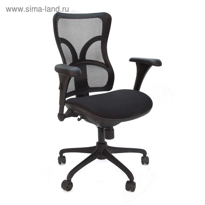 Кресло руководителя Chairman 730 ткань черная