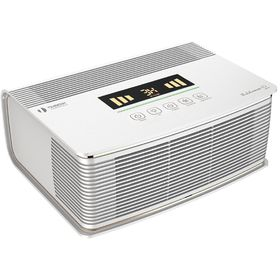 Воздухоочиститель Timberk TAP FL600 MF, 14 Вт, 30 кв.м,  антибактериальная лампа, белый Ош