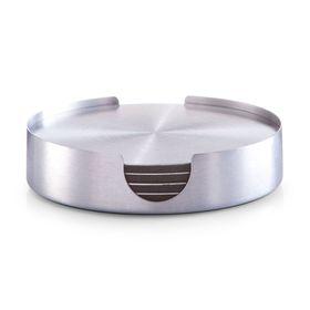 Набор подставок под кружки 7 предметов, d=10, металл