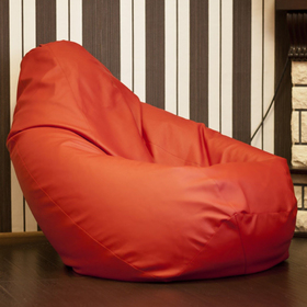 Кресло-мешок «Красная кожа»