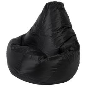 Кресло-мешок, цвет чёрный