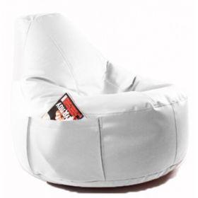 Кресло-мешок Comfort Milk, экокожа