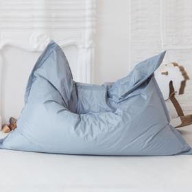 Кресло-подушка, цвет серый