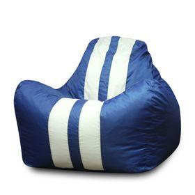 Кресло «Спорт» синее