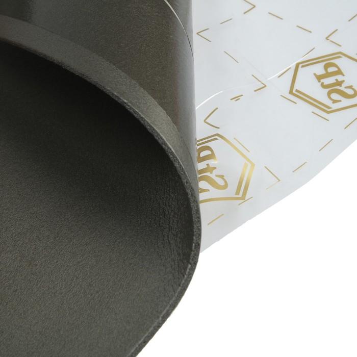 Звукоизоляционный материал Сплэн 3004, размер:4х750х1000 мм