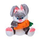 "Мягкая игрушка ""Заяц с морковкой"", 57 см, МИКС"