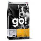 Сухой корм GO! для щенков и собак, утка/овсянка, 2,72 кг.
