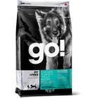 Корм беззерновой GO! для собак, 4 вида мяса: индейка/курица/лосось/утка, 2,72 кг.
