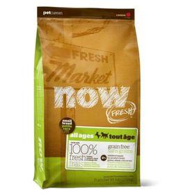 Корм беззерновой NOW для собак малых пород, с индейкой/уткой и овощами, 2,72 кг.