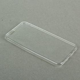 Чехол LuazON для iPhone 6/6S, силиконовый, тонкий, прозрачный Ош