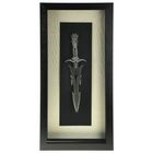 The product in frame, classic baguette, sword, 40*80cm
