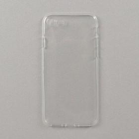 Чехол LuazON, для iPhone 7/8/SE (2020), силиконовый, тонкий, прозрачный Ош