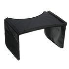 Столик-органайзер для детского автокресла TORSO, черный