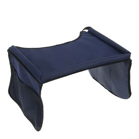 A table organizer for baby car seat TORSO, blue