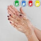 Перчатки полиэтиленовые, одноразовые, цвет прозрачный