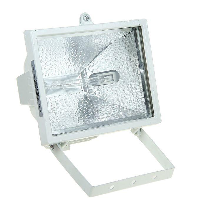 Прожектор галогенный TDM ИО500, IP54, белый, SQ0301-0003