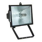 Прожектор галогенный TDM ИО500, IP54, чёрный, SQ0301-0004