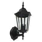 Светильник TDM 6060-01 садово-парковый шестигранник, 60Вт, вверх, черный, SQ0330-0001