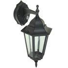 Светильник TDM 6060-02 садово-парковый шестигранник, 60Вт, вниз, черный, SQ0330-0002