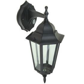 Светильник садово-парковый TDM 6060-02, Е27, 60 Вт, шестигран., вниз, черный