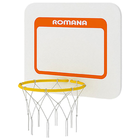 Щит с баскетбольным кольцом «Карусель»