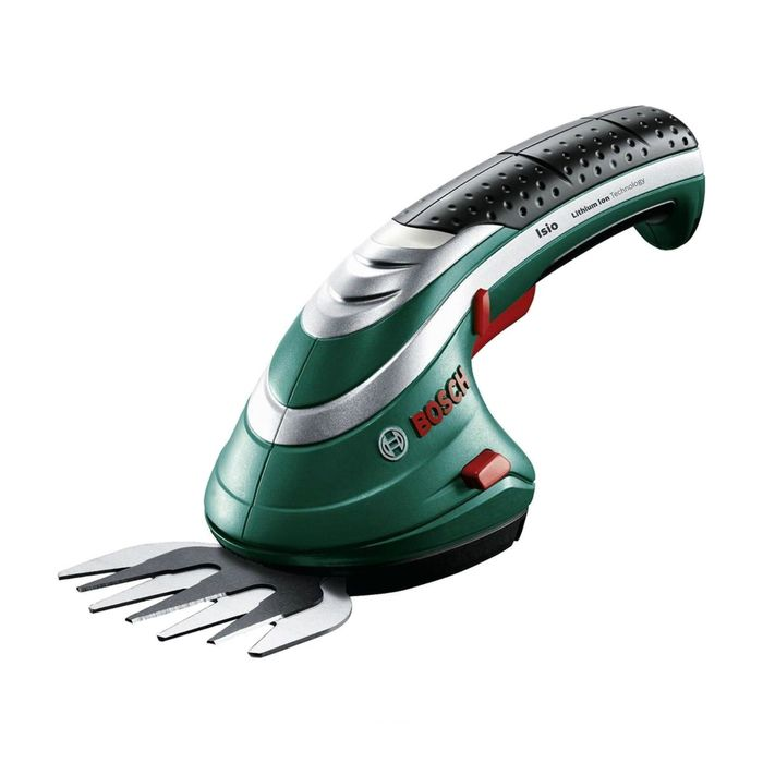 Аккумуляторные ножницы Bosch isio 3 (0600833100), для травы
