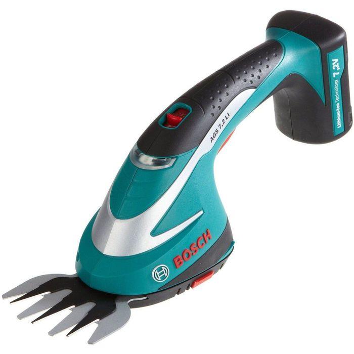 Аккумуляторные ножницы Bosch Ags 7,2 li (0600856000)