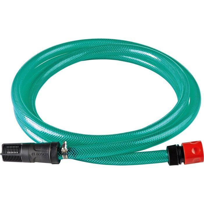 Всасывающий шланг (для забора воды) для моек Bosch F016800421, с обратным клапаном