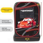 Незапинайка на автомобильное кресло с карманом для планшета «Лучший гонщик» - фото 105547216