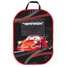 Незапинайка на автомобильное кресло с карманом для планшета «Лучший гонщик» - фото 105547217
