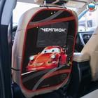 Незапинайка на автомобильное кресло с карманом для планшета «Лучший гонщик» - фото 105547219