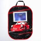 Незапинайка на автомобильное кресло с карманом для планшета «Лучший гонщик» - фото 105547222