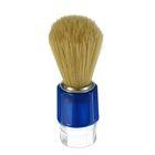 Помазок для бритья, пластиковый, цвет МИКС